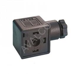 Connecteur(A) 2+T+Redres.-220V