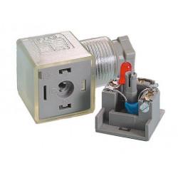 Connecteur(A) 2+T+LED+VDR- 24V
