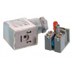 Connecteur(B) 2+T+LED+VDR 24V
